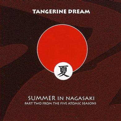 Tangerine Dream SUMMER IN NAGASAKI CD