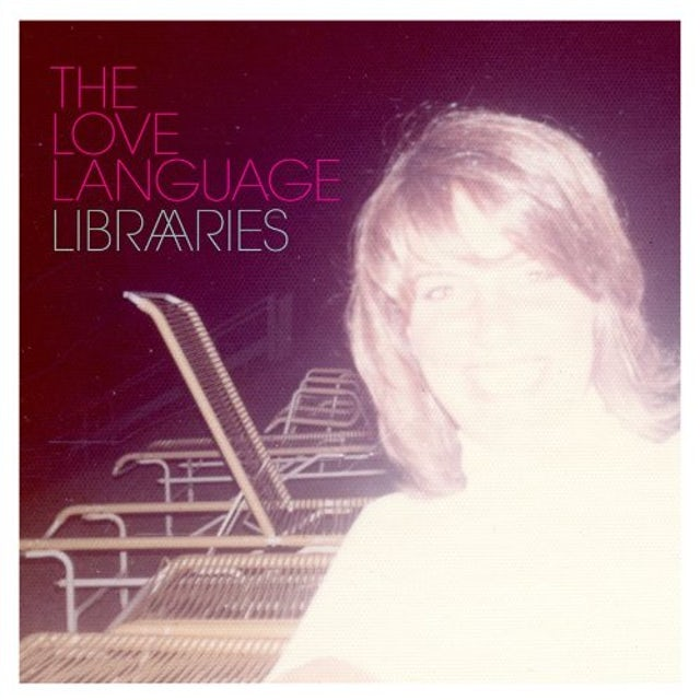 The Love Language LIBRARIES Vinyl Record