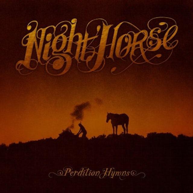 Night Horse PERDITION HYMNS Vinyl Record