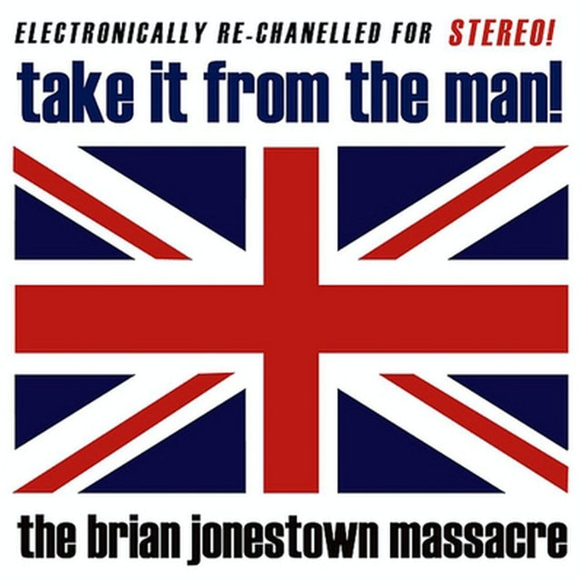 The Brian Jonestown Massacre TAKE IT FROM THE MAN Vinyl Record