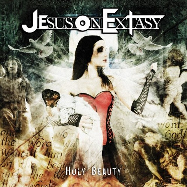 Jesus on Extasy HOLY BEAUTY CD