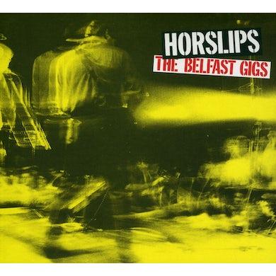 Horslips BELFAST GIGS CD