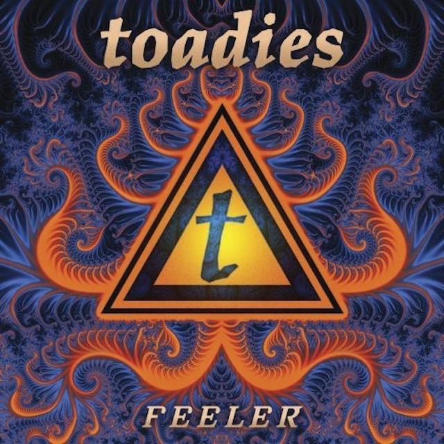 Toadies FEELER CD