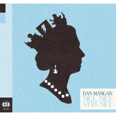 Dan Mangan NICE NICE VERY NICE CD
