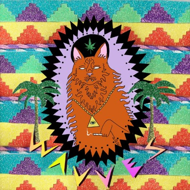 Wavves KING OF THE BEACH Vinyl Record