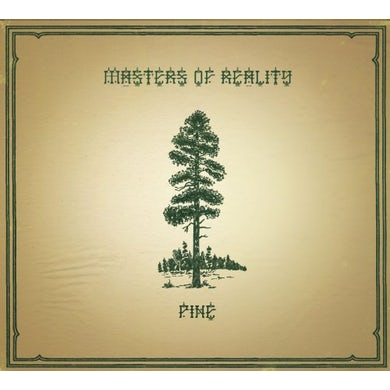 Masters Of Reality PINE / CROSS DOVER CD
