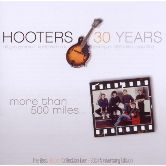 Hooters MORE THAN 500 MILES CD
