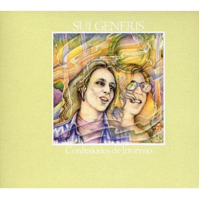 Sui Generis CONFESIONES DE INVIERNO CD
