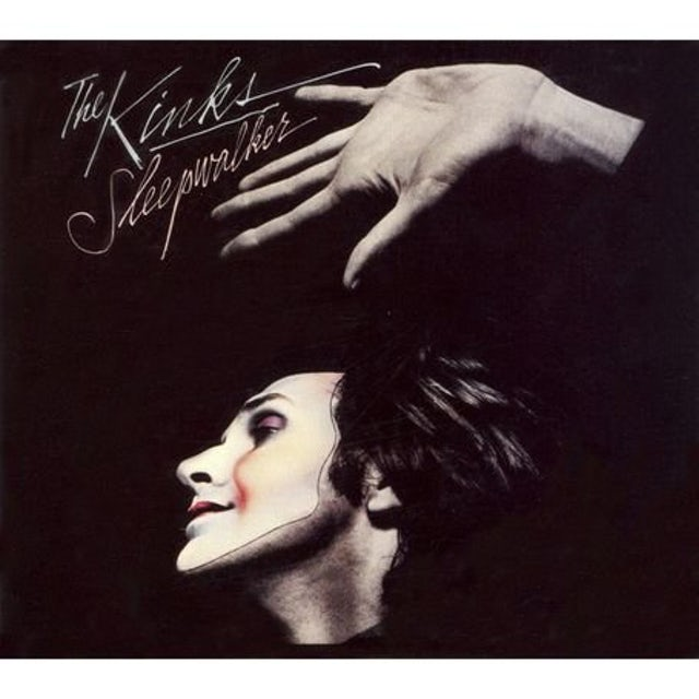 The Kinks SLEEPWALKER CD