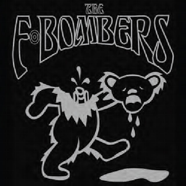 F-Bombers SICK OF IT ALL Vinyl Record