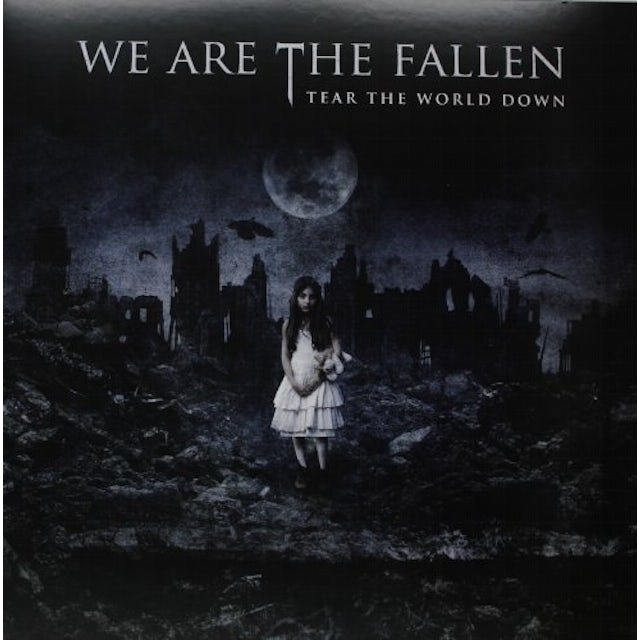 We Are The Fallen TEAR THE WORLD DOWN Vinyl Record