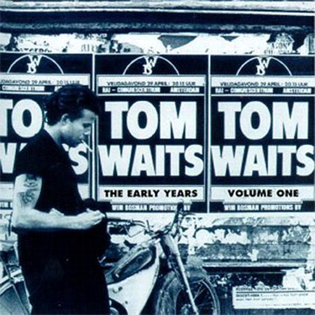 Tom Waits EARLY YEARS 1 Vinyl Record