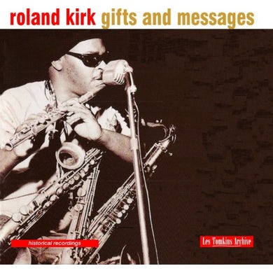 Roland Kirk GIFTS & MESSAGES CD