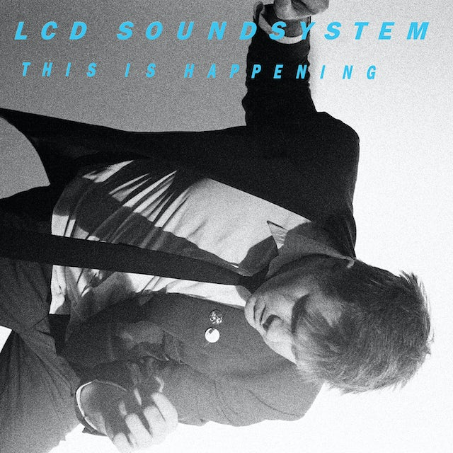 LCD Soundsystem THIS IS HAPPENING Vinyl Record