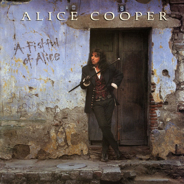 Alice Cooper FISTFUL OF ALICE Vinyl Record - Limited Edition, 180 Gram Pressing