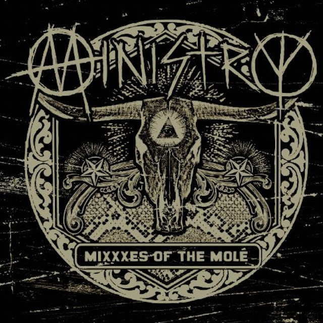 Ministry MIXXXES OF THE MOLE CD