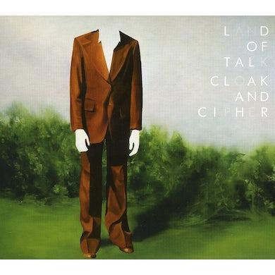 Land Of Talk CLOAK & CIPHER CD