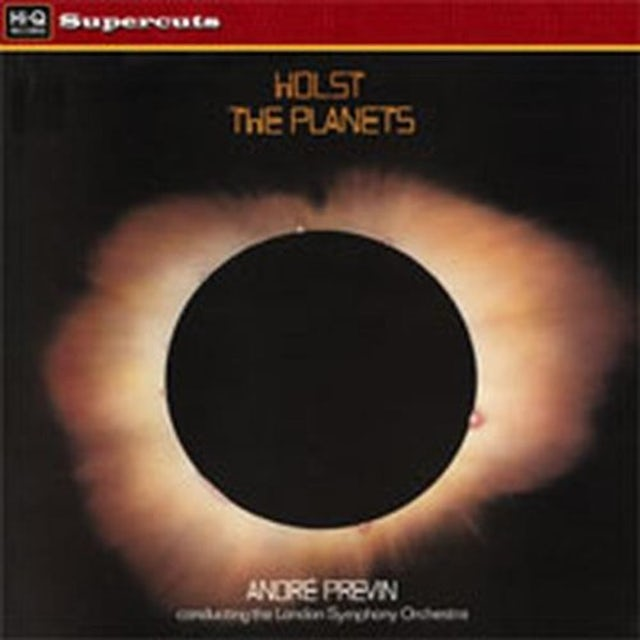 Andre / London Symphony Orchestra Previn HOLST: THE PLANETS Vinyl Record
