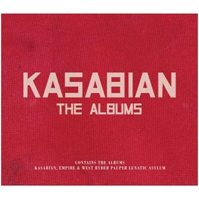 Kasabian ALBUMS CD