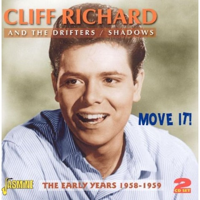 Cliff Richard MOVE IT / EARLY YEARS CD
