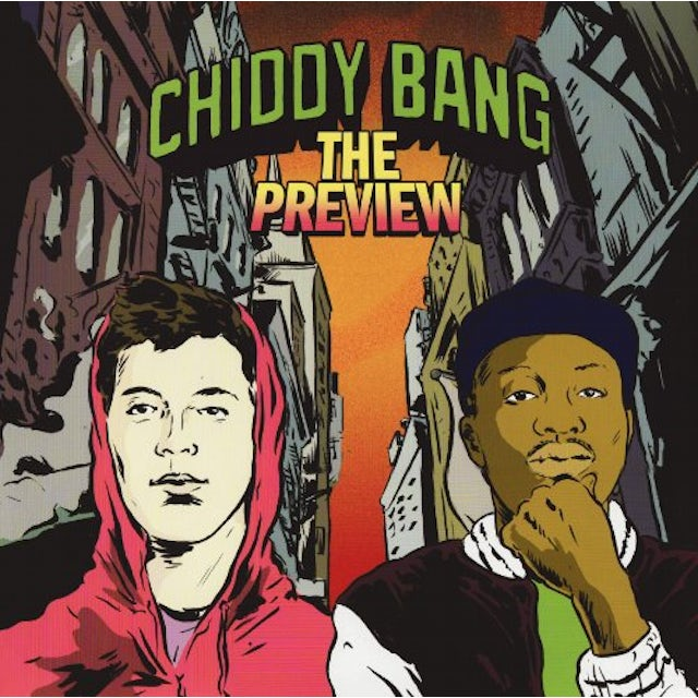 Chiddy Bang SWELLY LIFE CD