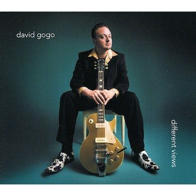 David Gogo DIFFERENT VIEWS CD