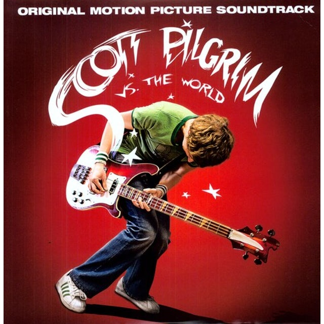 Scott Pilgrim Vs The World / O.S.T. SCOTT PILGRIM VS THE WORLD / Original Soundtrack Vinyl Record