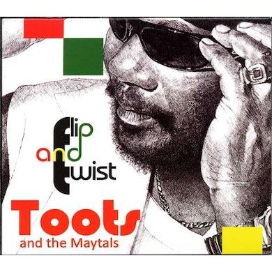 Toots & Maytals FLIP & TWIST CD
