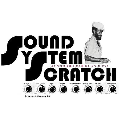 Lee Perry SOUND SYSTEM SCRATCH Vinyl Record