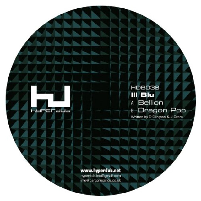 Ill Blu BELLION Vinyl Record