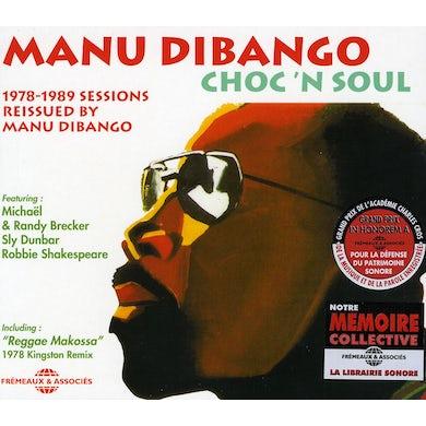 Manu Dibango CHOC & SOUL CD
