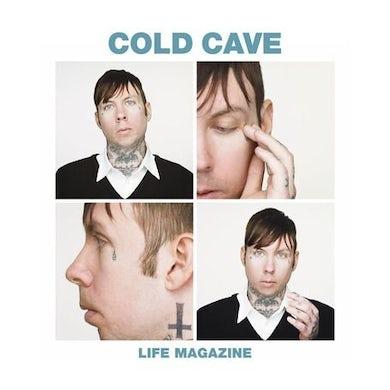 Cold Cave LIFE MAGAZINE REMIXES Vinyl Record