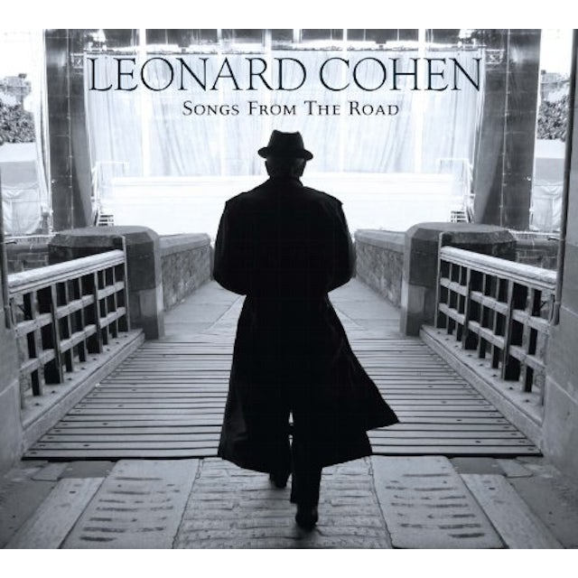 Leonard Cohen SONGS FROM THE ROAD CD