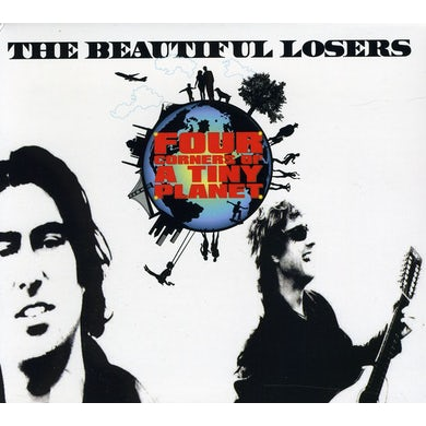 BEAUTIFUL LOSERS FOUR CORNERS OF A TINY PLANET CD