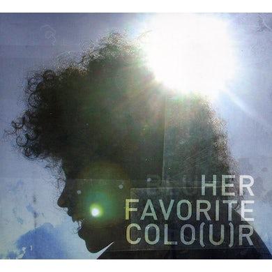 Blu HER FAVORITE COLO(U)R CD