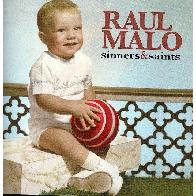Raul Malo SINNERS & SAINTS CD