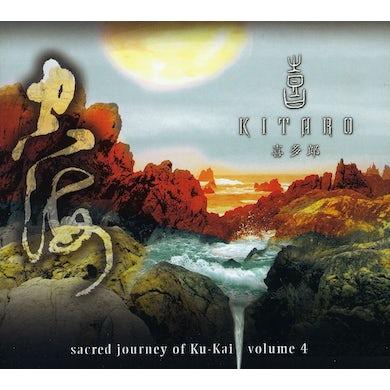 Kitaro SACRED JOURNEY OF KU-KAI 4 CD