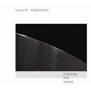 Ryuichi Sakamoto PLAYING THE PIANO CD