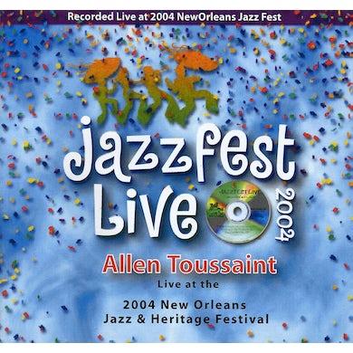 Allen Toussaint JAZZ FEST 2004 CD