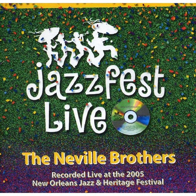 Neville Brothers JAZZ FEST 2005 CD