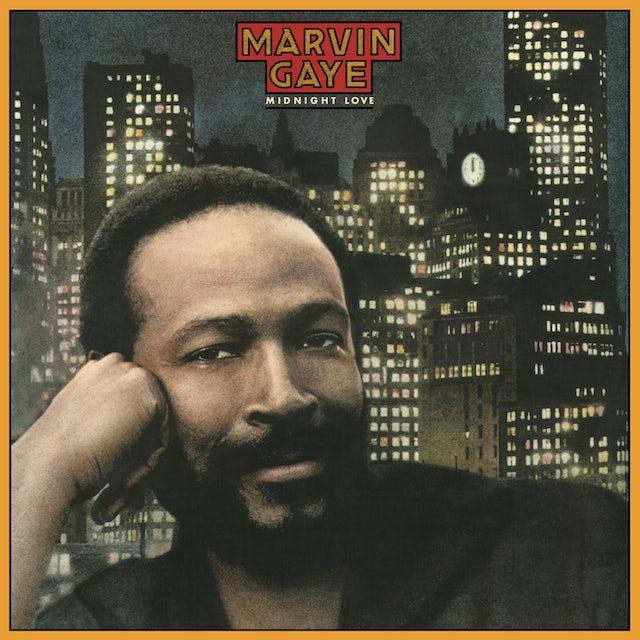 Marvin Gaye MIDNIGHT LOVE CD