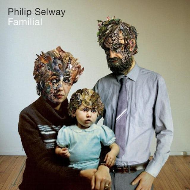 Philip Selway FAMILIAL Vinyl Record