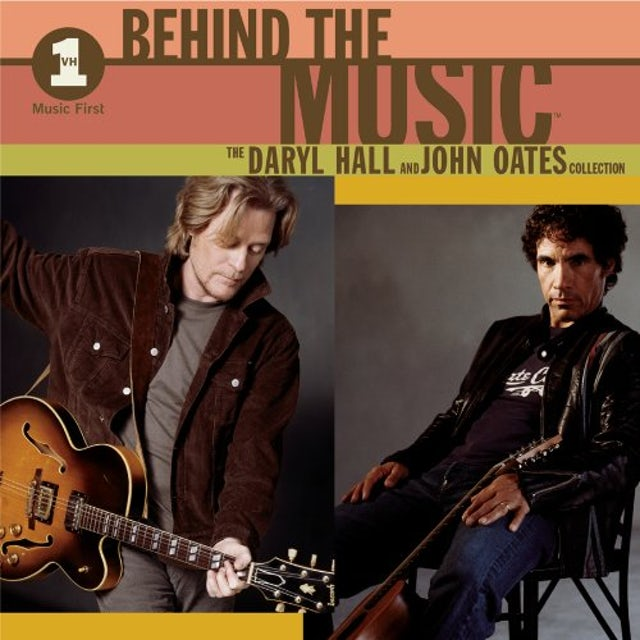 Hall & Oates VH1 BEHIND THE MUSIC COLLECTION CD