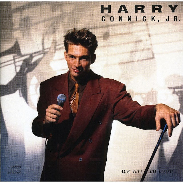 Harry Connick Jr WE ARE IN LOVE CD