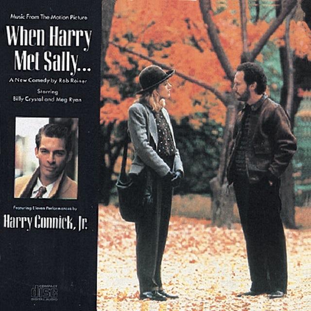 Harry Connick Jr WHEN HARRY MET SALLY CD