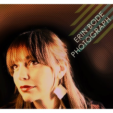 Erin Bode PHOTOGRAPH CD