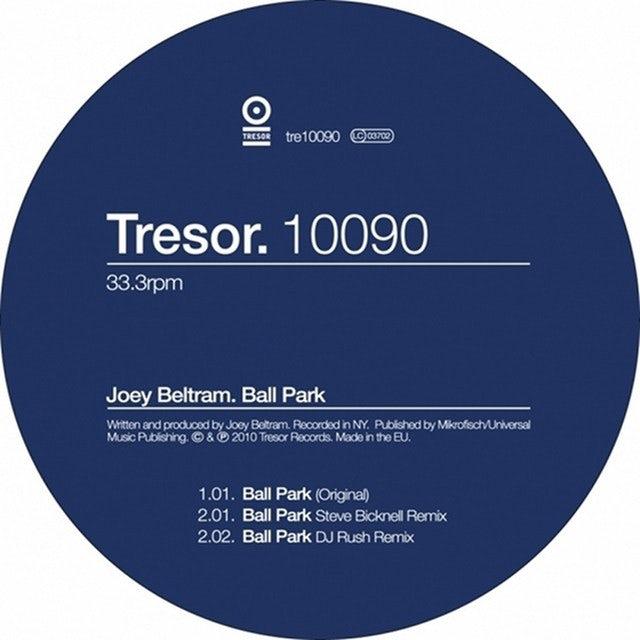 Joey Beltram BALL PARK Vinyl Record
