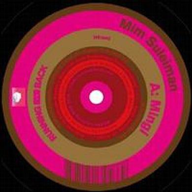 Mim Suleiman MINGI Vinyl Record