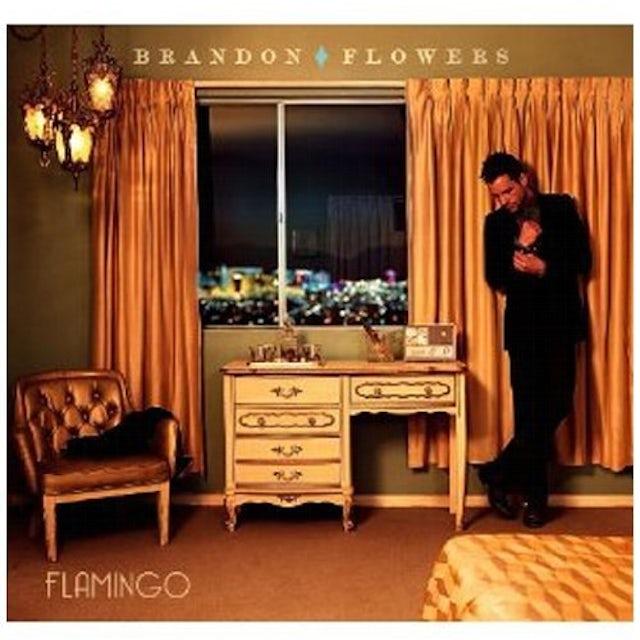 Brandon Flowers FLAMINGO Vinyl Record