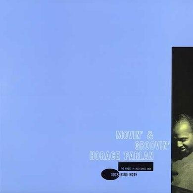 Horace Parlan MOVIN & GROOVIN Vinyl Record